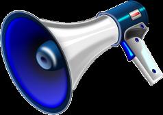 luidspreker - megafoon - promotie