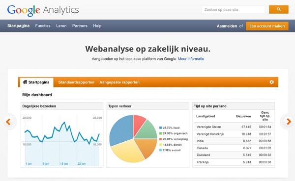Auteurswebsite