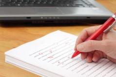 redactie en correctie - istock