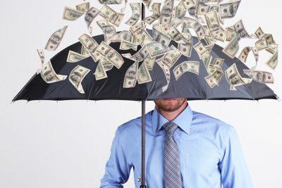 crowdfunding - paraplu - uitgeverij
