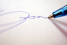 boek signeren handtekening auteur