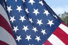 Amerikaanse vlag - Penny Sansevieri - boekpromotie - VS - USA