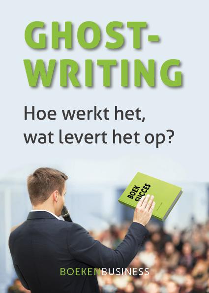 Ghostwriting - wat is het, wat levert het op?