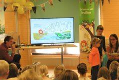 André Barendse en Olga Brinkhorst - kinderboek inzetten voor je bedrijf