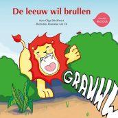 cover De leeuw wil brullen - kinderboek - business