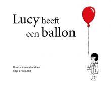 Lucy heeft een ballon - kinderboek - business