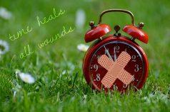 tijd heelt alle wonden - schrijf je trauma van je af