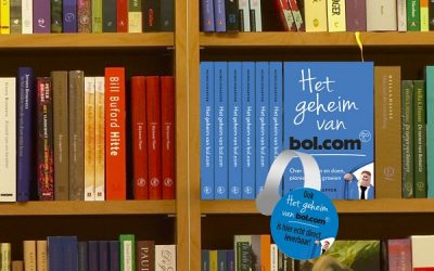 De boekhandel ouderwets? Juist niet!