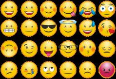 emoji - tekens en symbolen - schrijven - pixabay