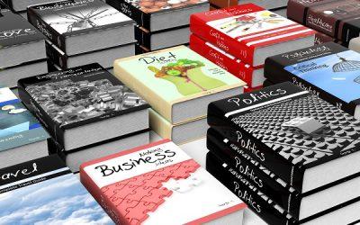 Wat zet je op de achterkant van je boek?