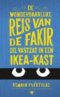 wonderbaarlijke reis fakir IKEA-kast