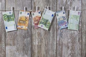 euro bankbiljetten - wat verdien je met een e-book