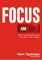 cover focus aan focus uit Mark Tigchelaar