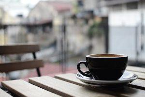boek promoten prijs kop koffie