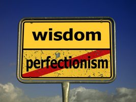 perfectionisme - wijsheid - schrijftip - Gerd Altmann