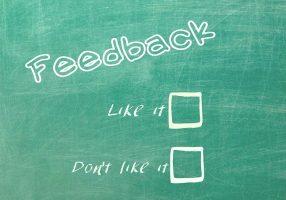 feedback - proeflezers voor je boek