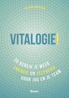 cover Vitalogie - KLaas Koster