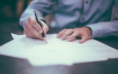 Wat staat er in het contract met je uitgever?